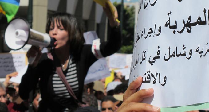 Las mujeres, motor del cambio en Marruecos