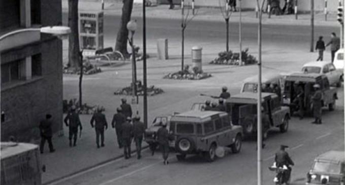 """Víctimas de la matanza de Vitoria de 1976 exigen """"justicia y reparación"""""""