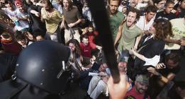 """La izquierda catalana y los antidisturbios: disolución o mossos """"de cercanía"""""""
