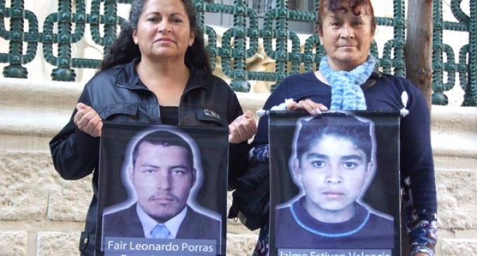 El Parlament premia la lucha de las 'Madres de Soacha' contra militares