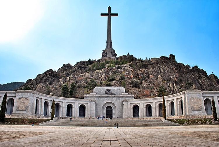 Basílica del Valle de los Caídos I La Marea