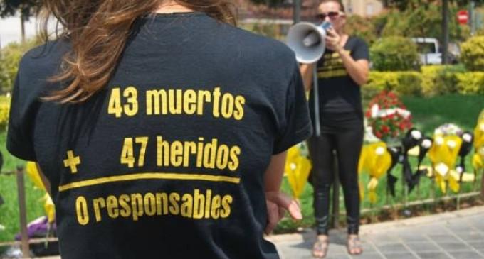 <em>43 muertos, 47 heridos, 100 concentraciones y 0 responsables</em>