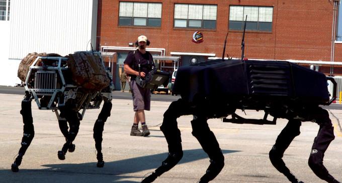 Robots con poder letal: Cuando el mito de Terminator se hace realidad