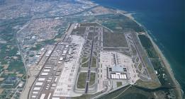 El aeropuerto del Prat creará un campo de golf para viajeros que hagan escala