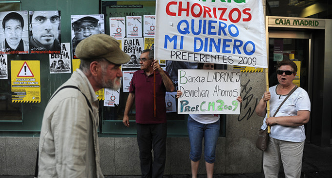 Bankia deberá devolver 100.000 euros a un anciano estafado con preferentes