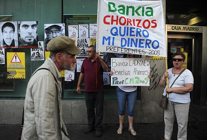 Bankia deberá devolver 100.000 euros a un anciano estafado con preferentes | La Marea