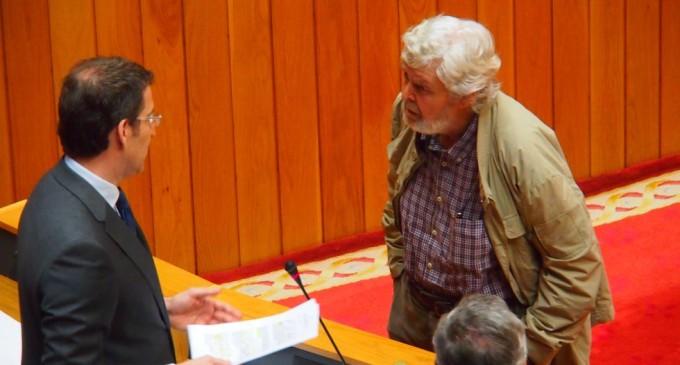 Baldoví y Beiras: dos versos sueltos en medio del debate parlamentario