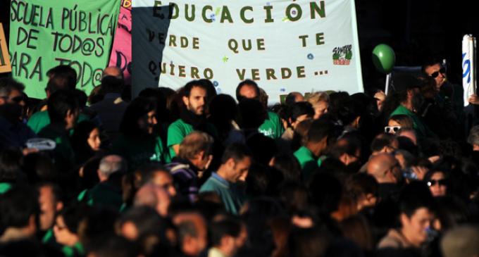 El modelo educativo madrileño coloca a la región a la cola del Estado