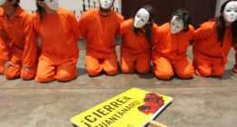 EEUU reconoce que hay más de 100 prisioneros en huelga de hambre en Guantánamo