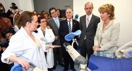 La empresa del ex consejero de Sanidad de Madrid Lamela gestiona un hospital que él adjudicó