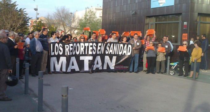 """""""¡Que vuelvan a poner las urgencias, como en Castilla-La Mancha!"""""""