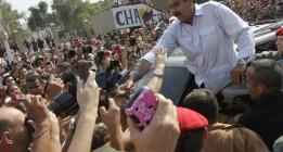 Maduro se impone por un escaso margen sobre un Capriles que no acepta los resultados