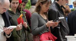 Sigueleyendo y La Marea celebran juntos el día de Sant Jordi