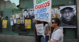 La PAH logra establecer un espacio de negociación con Bankia