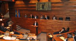El Parlamento asturiano propondrá al Congreso una reforma constitucional a instancia del 15-M