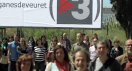 """Empleados de TV3 difunden un reportaje """"censurado"""" sobre la externalización publicitaria"""