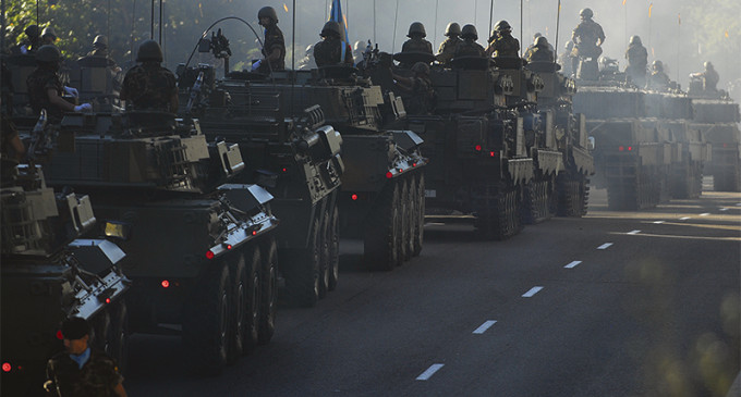 ¿Es posible una intervención del Ejército en Cataluña?