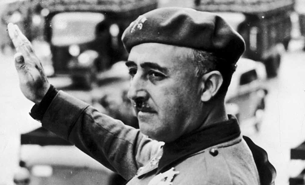 El general golpista, Francisco Franco I La Marea