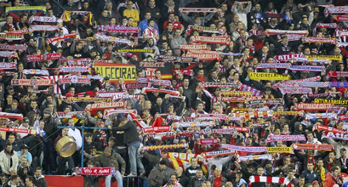Aumenta el apoyo de los clubes de fútbol a los grupos ultra
