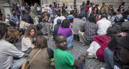 Barcelona sigue sin aportar soluciones a las personas que malviven en naves abandonadas