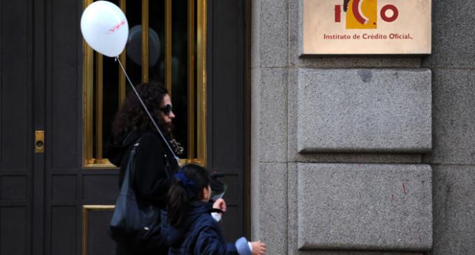 Gran parte del crédito del ICO acaba en grandes empresas e incluso bancos