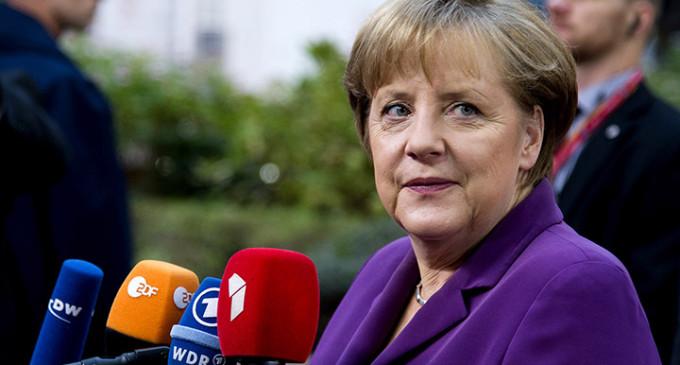La falsa generosidad de Merkel con las pymes españolas