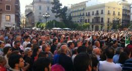 Valencia vuelve a responder a la llamada de las víctimas del metro