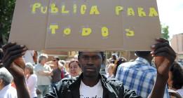 Madrid incumple las garantías de atención sanitaria a sin papeles