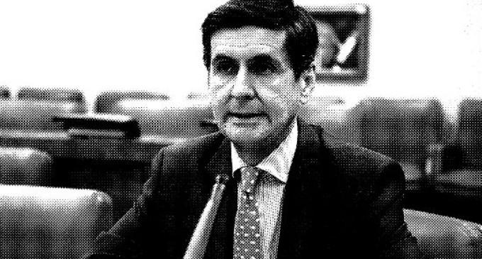 """Medio millón de euros para las """"atenciones"""" del exrector de la Rey Juan Carlos"""