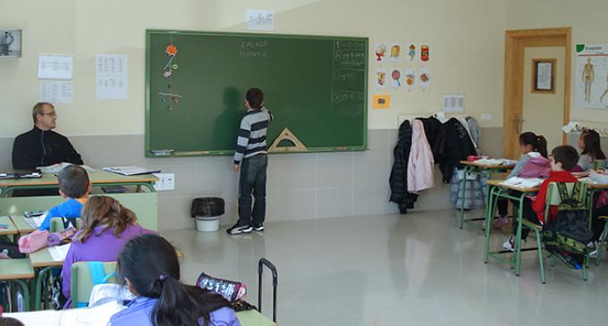 El gasto medio anual por alumno será de 1.874 euros