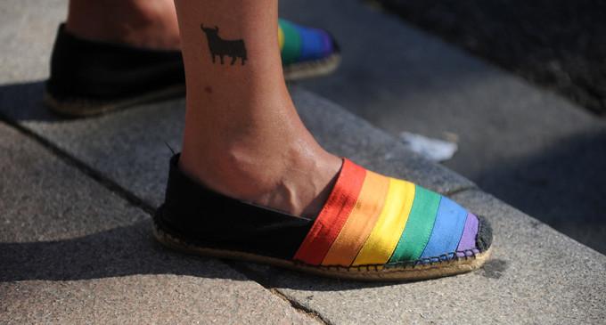 Fotogalería: La 'marea arcoiris' del Orgullo 2013 toma Madrid