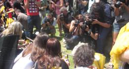 Valencia recuerda a las víctimas del metro 7 años después