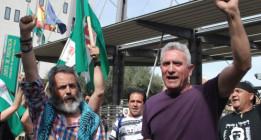 Cañamero anuncia una huelga de hambre si no comparece pronto ante el juez