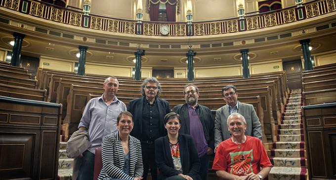 I Encuentro de La Marea, este jueves: '¿Es posible un pacto de izquierdas en España?'