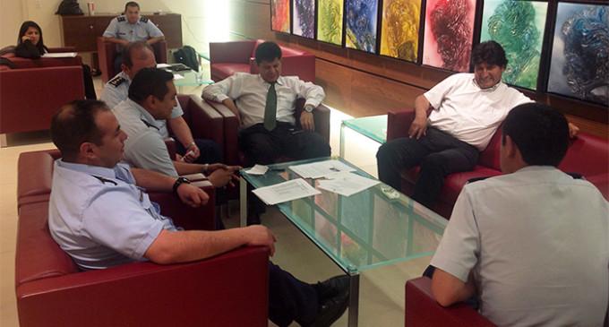 España permite al fin que el avión de Evo Morales sobrevuele la Península