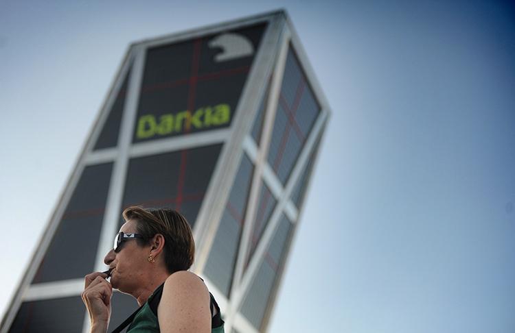 Manifestación contra Bankia I La Marea