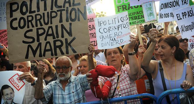 La 'barbacoa de Génova' clama por la dimisión de Rajoy