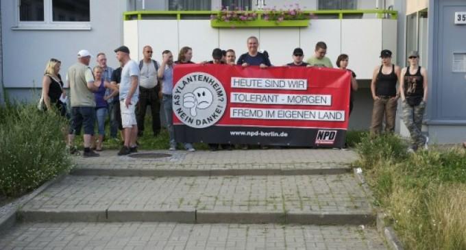 Racismo contra los solicitantes de asilo en Alemania