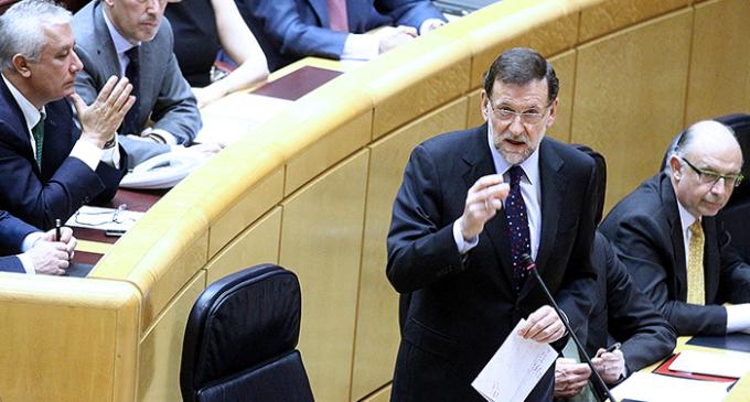 <em>¿Qué pasa y qué dice Rajoy que ha pasado en 2014?</em>