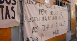 """""""Somos víctimas de los tejemanejes del Ayuntamiento de Madrid"""""""
