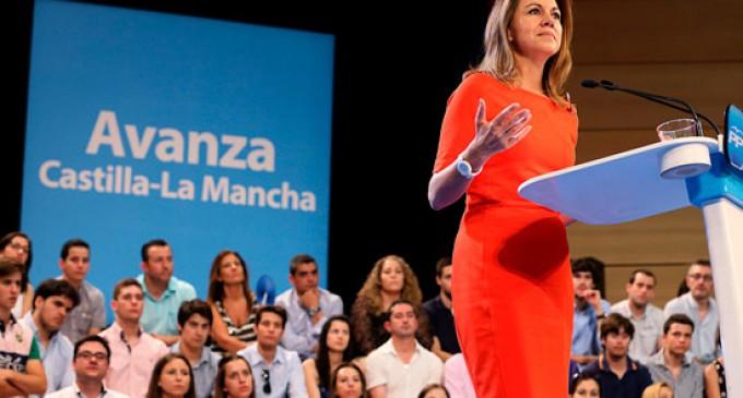 Cospedal desvela que la salida del PP de Bárcenas la negociaron Rajoy y Arenas