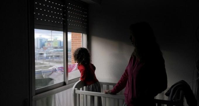 Cerca de 750.000 familias viven sin ingresos en España
