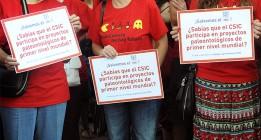 ¿Quién empuja el CSIC?