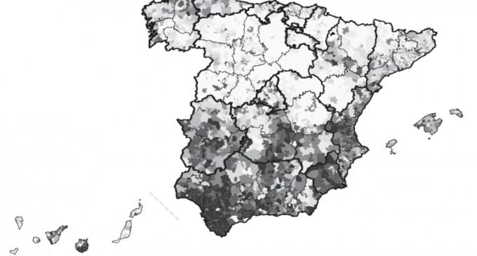 Un atlas de mortalidad muestra la brutal desigualdad norte-sur en España