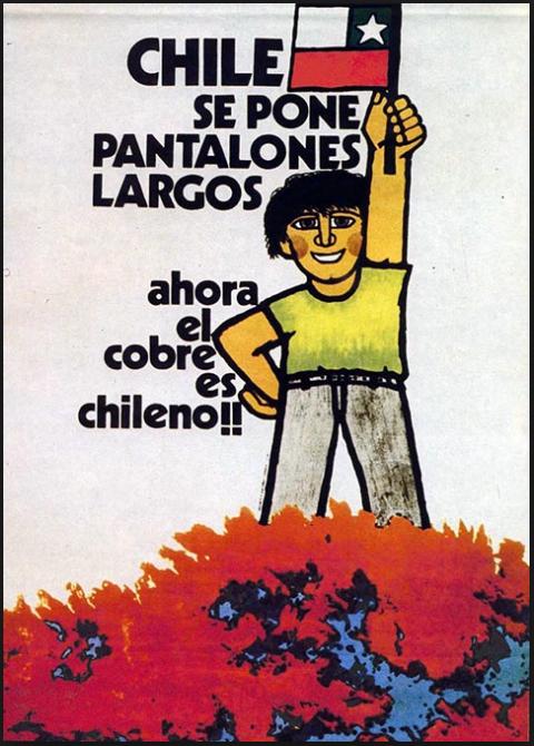 Salvador Allende El Idolo Derrocado De Su Pedestal De Cobre Lamarea Com