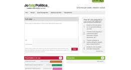 ICV-EUiA transmitirá preguntas de los ciudadanos a las instituciones