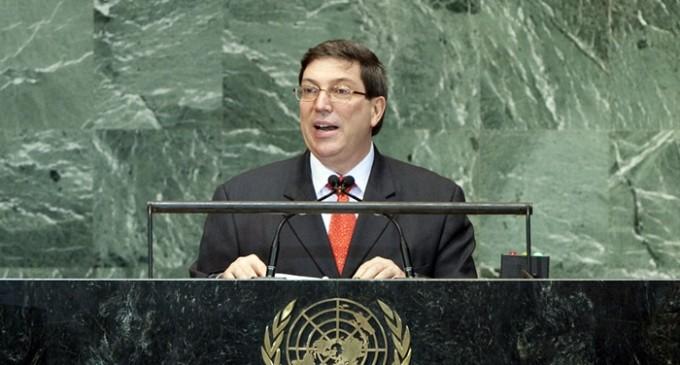 La ONU condena el bloqueo de EEUU a Cuba por vigésimosegunda vez