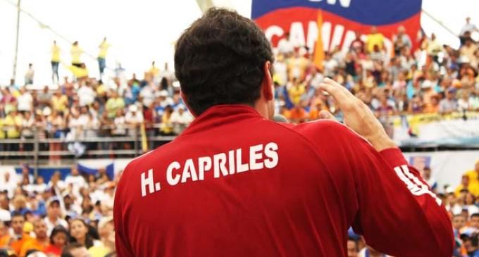 <em>La derecha venezolana y Capriles, en la escuela de Pinochet</em>