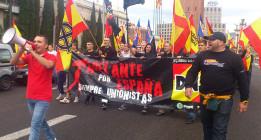 Interior prohíbe la marcha fascista en Sants el 12 de octubre
