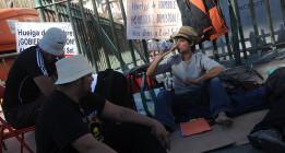 Veinte días en huelga de hambre por la dimisión del Gobierno